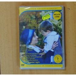 ANA DE LAS TEJAS VERDES LA HISTORIA CONTINUA - DVD