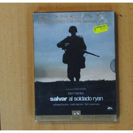 SALVAR AL SOLDADO RYAN - DVD