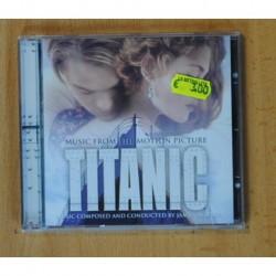 VARIOS - TITANIC - CD