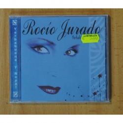 ROCIO JURADO - YERBABUENA Y NOPAL - CD