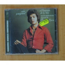 CAMARON DE LA ISLA / PACO DE LUCIA - ARTE Y MAJESTAD - CD