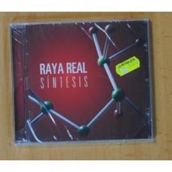 RAYA REAL - SINTESIS - CD