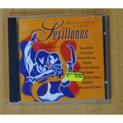 VARIOS - SEVILLANAS - CD