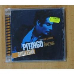 PITINGO - SOULERIA - CD