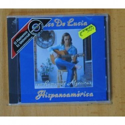 PACO DE LUCIA - HISPANOAMERICA - CD