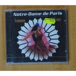 LUC PLAMONDON / RICHARD COCCIANTE - NOTRE DAME DE PARIS - CD