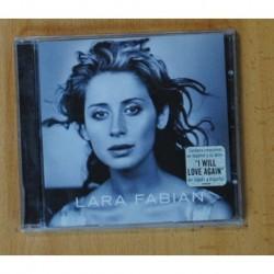LARA FABIAN - LARA FABIAN - CD