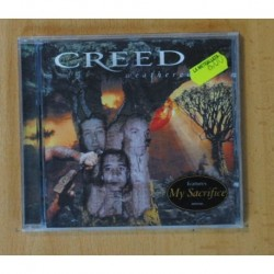 CREED - WEATHERED - CD