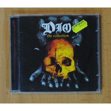 DIO - THE COLLECTION - CD