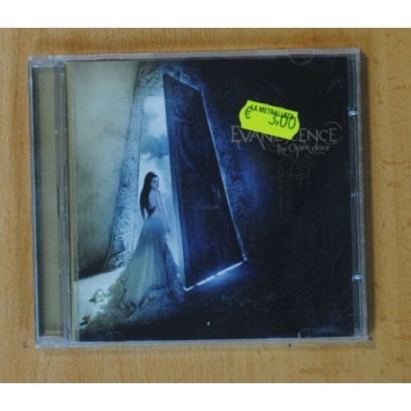 EVANESCENCE - THE OPEN DOOR - CD