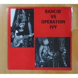 RANCID & OPERATION IVY - RANCID VS OPERATION IVY LIVE IN JAPAN 2007 - MAXI EP