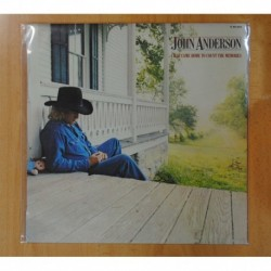 JOHN ANDERSON - I JUST CAME HOME TO COUNT THE MEMORIES - LP