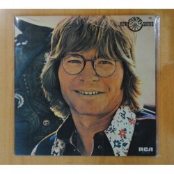JOHN DENVER - WINDSONG / NEW COUNTRY SOUND - LP