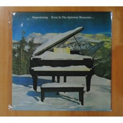 SUPERTRAMP - EVEN IN THE QUIETEST MOMENTS... - LP