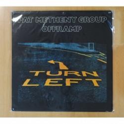 PAT METHENY GROUP - OFFRAMP - LP