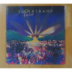 SUPERTRAMP - PARIS - LP