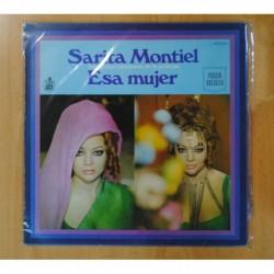 SARA MONTIEL - SARITA MONTIEL ESA MUJER - LP