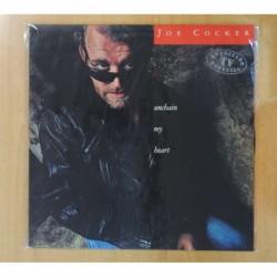 JOE COCKER - UNCHAIN MY HEART - LP