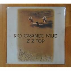 ZZ TOP - RIO GRANDE MUD - LP