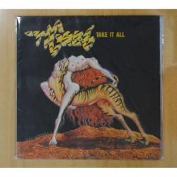 TIGRES - TAKE IT ALL - LP