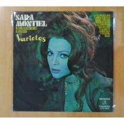 SARA MONTIEL - VARIETES - LP