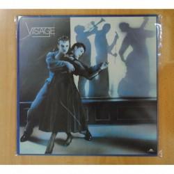 VISAGE - VISAGE - LP