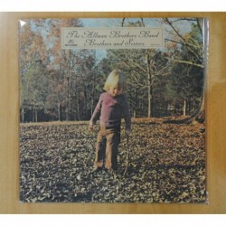 THE ALLMAN BROTHERS BAND - BROTHERS AND SISTERS - LP