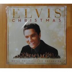 ELVIS PRESLEY - ELVIS CHRISTMAS - LP