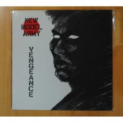 NEW MODEL ARMY - VENGEANCE - LP