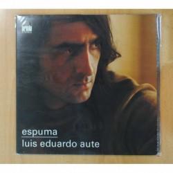 LUIS EDUARDO AUTE - ESPUMA - LP