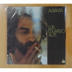 LUIS EDUARDO AUTE - ALBANTA - LP