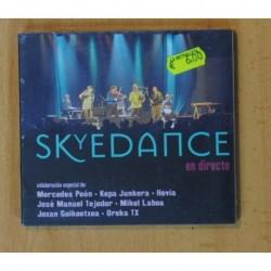 SKYEDANCE - EN DIRECTO - CD
