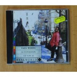 PAPA WEMBA - LE VOYAGEUR - CD
