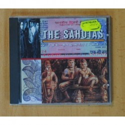 THE SAHOTAS - THE RIGHT TIME - CD