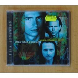 OTTMAR LIEBERT / LUNA NEGRA - RUMBA COLLECTION 1992 1997 - CD