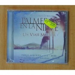 VARIOS - PALMERAS EN LA NIEVE - CD