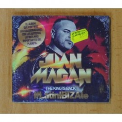 JUAN MAGAN - THE KING IS BACK - CD