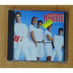 MAGNETO - MAS - CD