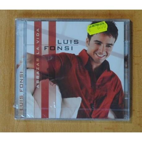 LUIS FONSI - ABRAZAR LA VIDA - CD