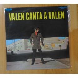 VALEN - VALEN CANTA A VALEN - LP