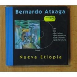 BERNARDO ATXAGA - NUEVA ETIOPIA - CD LIBRO