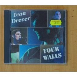 IVAN DREVER - FOUR WALLS - CD