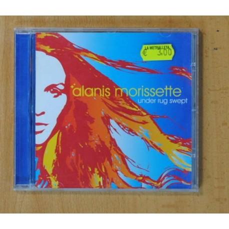 ALANIS MORISSETTE - UNDER RUG SWEPT - CD