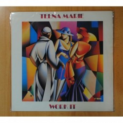 TEENA MARIE - WORK IT - MAXI
