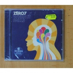 ZERO7 - WHEN IT FALLS - CD