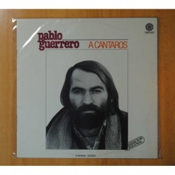 PABLO GUERRERO - A CANTAROS - LP