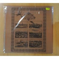 JUANITO VALDERRAMA - SOY FLAMENCO Y CANTAOR - LP