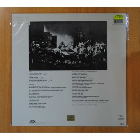 LAWRENCE WELK SU ORQUESTA Y COROS - SIEMPRE - 2 LP