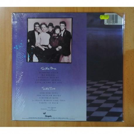 MANHATTAN TRANSFER - EXTENSIONS - LP