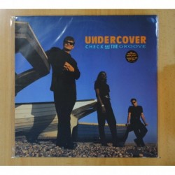 CHECK OUT THE GROOVE - UNDERCOVER - LP